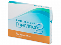 PureVision 2 for Astigmatism (3lenses)