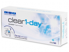 Clear 1-Day (30lenses)
