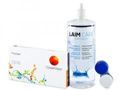 Proclear Sphere (6lenses) +Laim-CareSolution 400ml