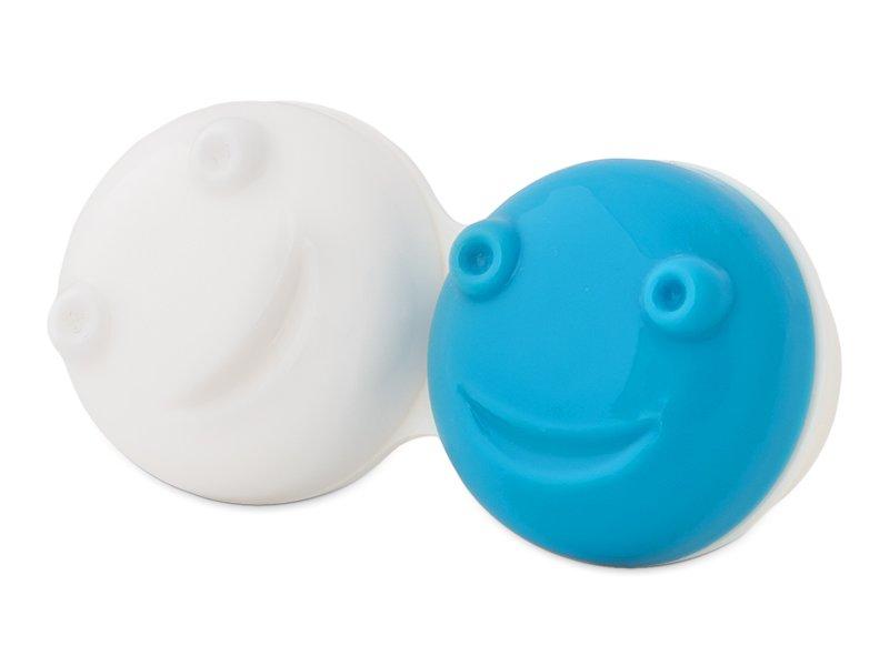 Lenscase for Vibration lens cleaner - blue