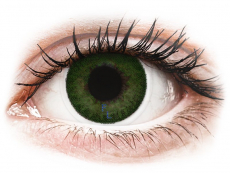 Sea Green contact lenses - FreshLook Dimensions (2 monthly coloured lenses)