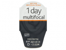 Proclear 1 Day Multifocal (30lenses)