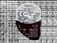 Dailies TOTAL1 (90lenses)