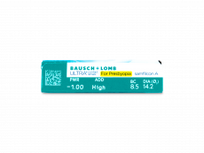 Bausch + Lomb ULTRA for Presbyopia (6 lenses)