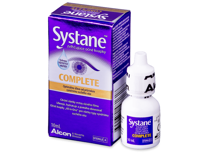 Systane COMPLETE eye drops 10 ml