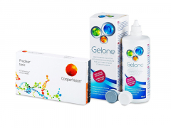 Proclear Toric (3 lenses) + Gelone Solution 360 ml