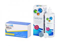 SofLens Multi-Focal (3 lenses) + Gelone Solution 360 ml