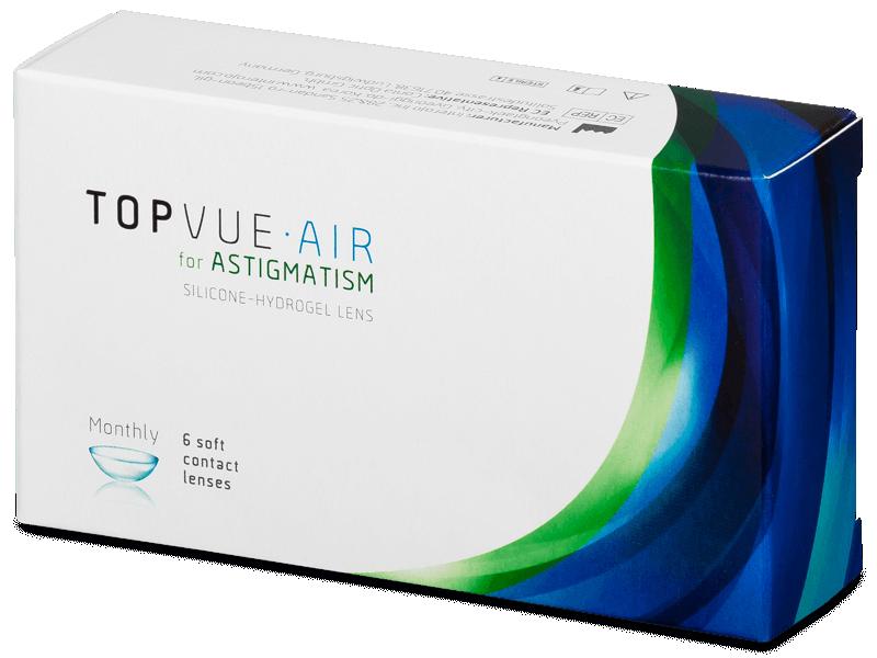 TopVue Air for Astigmatism (6lenses)