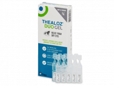 Eye drops Thealoz Duo Gel 30x 0,4g