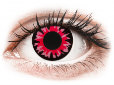 Volturi contact lenses - ColourVue Crazy (2 daily coloured lenses)