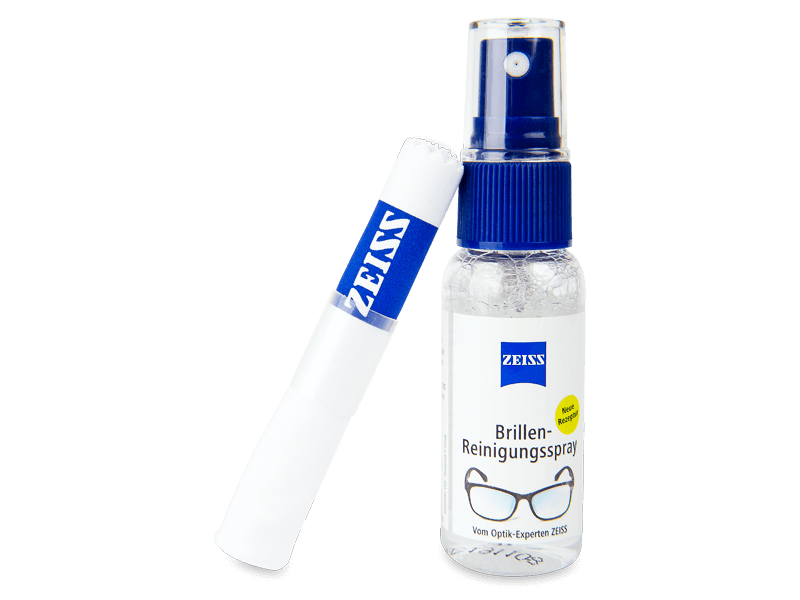 Zeiss eyeglass cleaning kit 30 ml