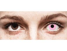 CRAZY LENS - Barbie Pink - plano (2 daily coloured lenses)