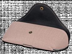 Pink case for glasses SH224-1