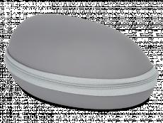 Grey case for glasses BL031