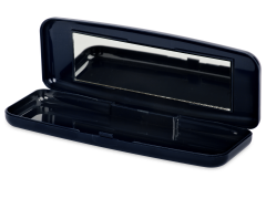 Sturdy case for daily lenses - Alensa