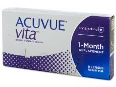 Acuvue Vita (6 lenses)
