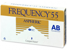 Frequency 55 Aspheric (6lenses)